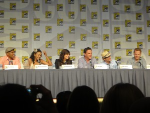 White Collar @ SDCC2010