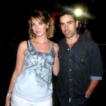 Erin with Jesse Bradford, soon to be seen in NBC's Guys With Kids