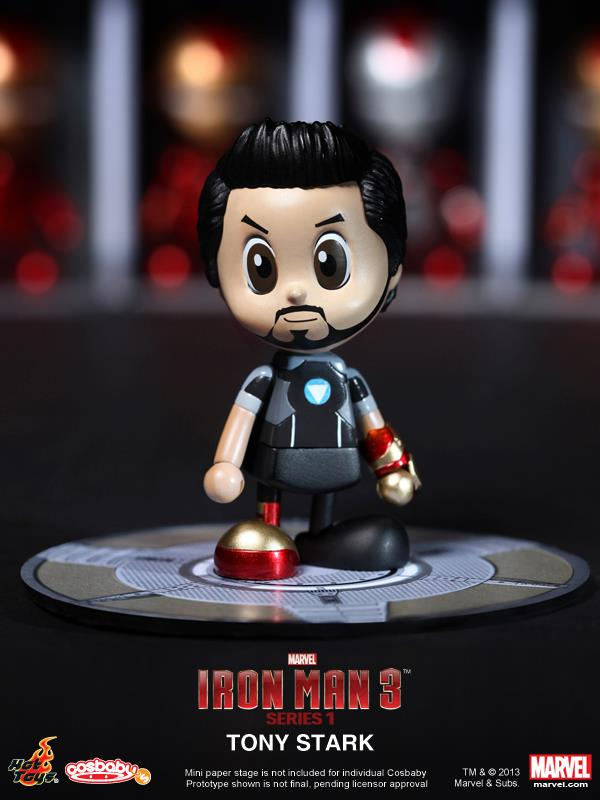 iron man 3 cosbaby 2