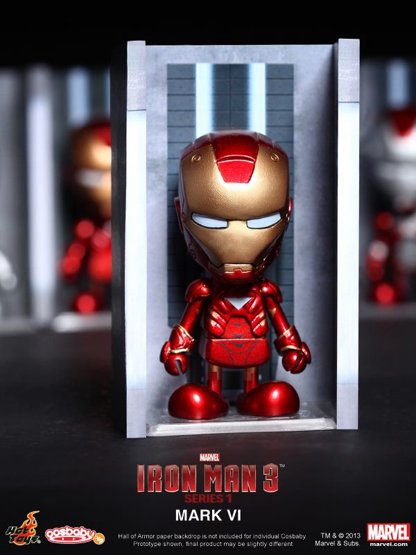 iron man 3 cosbaby 8