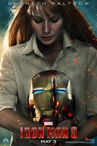 Iron Man 3 Pepper Potts