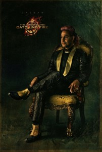 The Hunger Games Catching Fire Ceasar Flickerman Portrait