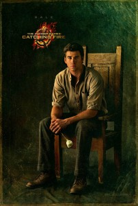 The Hunger Games Catching Fire Gale Hawthorne Portrait