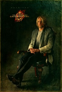 The Hunger Games Catching Fire Haymitch Portrait
