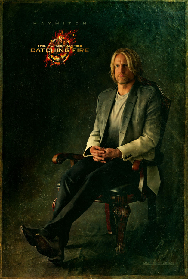 The Hunger Games: 10 Things You Never Knew About Haymitch ...