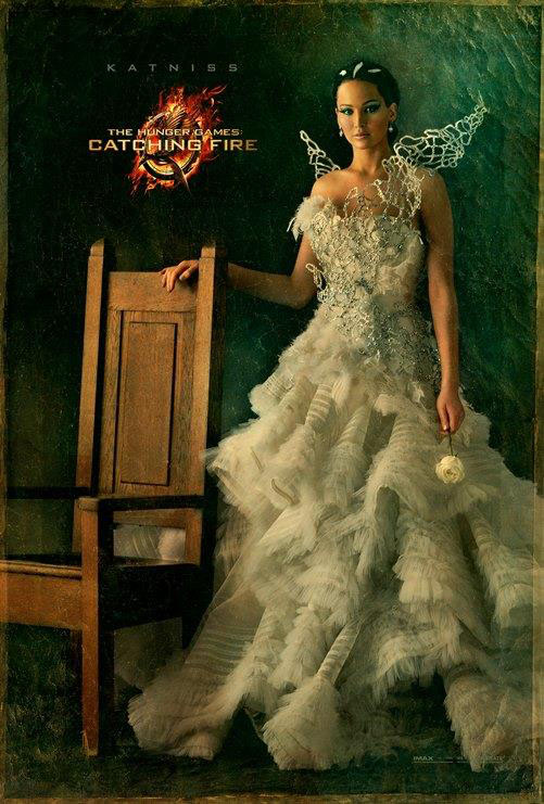'The Hunger Games: Catching Fire' Portraits Are Sitting ...