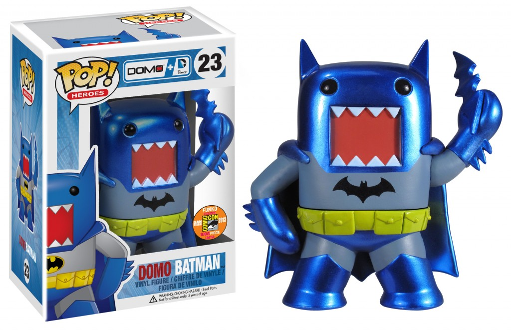 Batman Domo Metallic