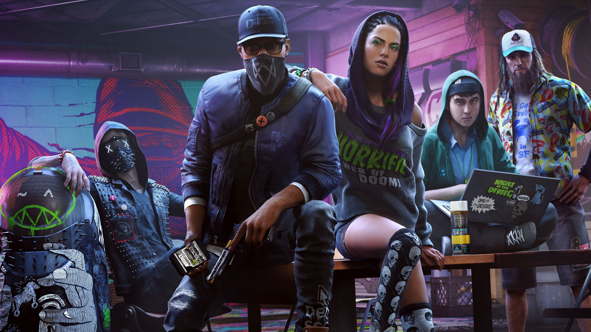 Watch Dogs 2 Review When Nerds Attack